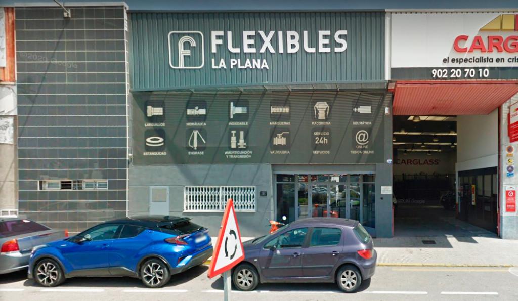 Suministros industriales tecnicos Flexibles la plana