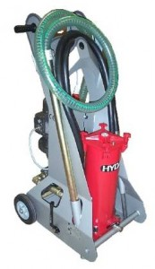 carro filtracion fcm100 hydac